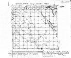 Iowa land survey map of t098n, r010w