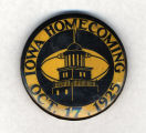 Homecoming badge, October 17, 1925
