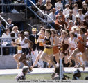 Drake Relays, 1980s, Relay Race