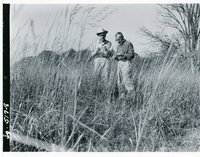 SCS inspects Indian Grass on Wm. Stephen's land, 1963