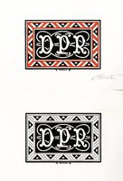 D.P. Renton Bookplates