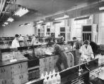 Chemistry laboratory , 1948