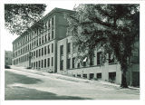 North facade of Engineering Building, the University of Iowa, 1930s