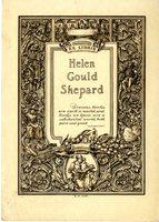 Helen Gould Shepard Bookplate