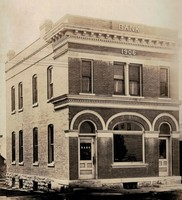 Garnavillo Savings Bank, 1906 - view 1