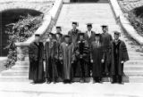 Faculty and Botany Dept. Ph.D. graduates, 1930