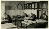 Drafting class, 1919