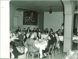 Pharmacy banquet, The University of Iowa, 1940s