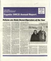 Annual Report, 2001