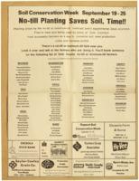 Soil Conservation Week September 19-25, 1982