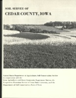 Soil Survey of Cedar County, Iowa