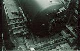 Large underground storage tank, The University of Iowa, 1940s