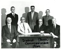 District Commissioners, 1964