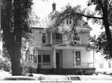 Phi Kappa Theta house, Iowa City, Iowa, August 13, 1959