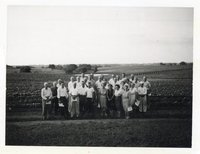 Group Photo taken in 1956